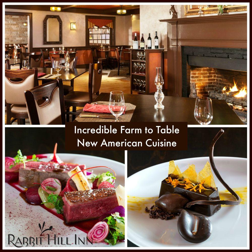 Rabbit Hill Inn: 48 Lower Waterford Rd, Lower Waterford, VT