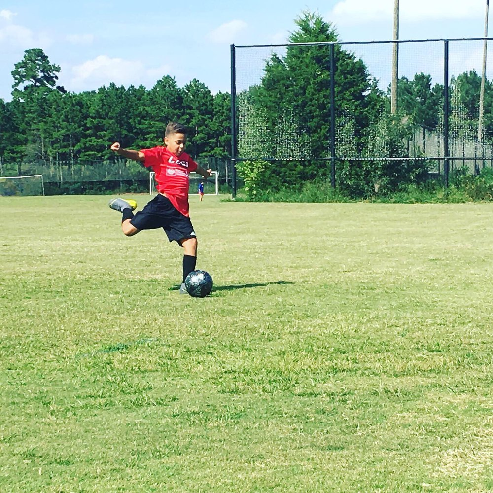Lloyd's Soccer Greenville: 1018 South Bateville Rd, Greer, SC