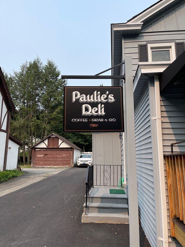 Paulie's Deli: 24 Woodbridge Rd, Katonah, NY