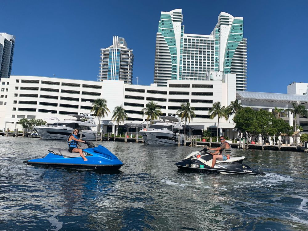 South Florida Jet Ski Rentals: Hollywood, FL