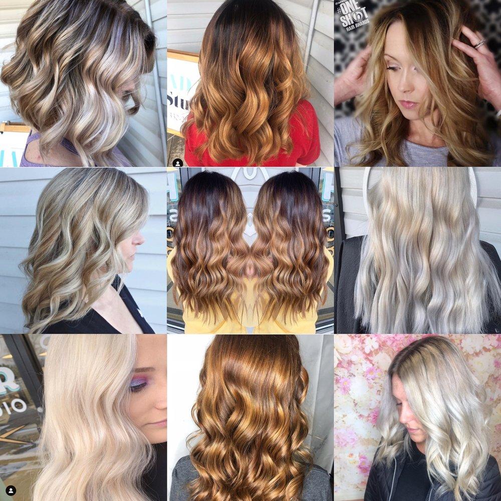 Mad Hair Studio: 230 E Maple St, Hartville, OH