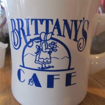 Brittany Food And Spirits Menu