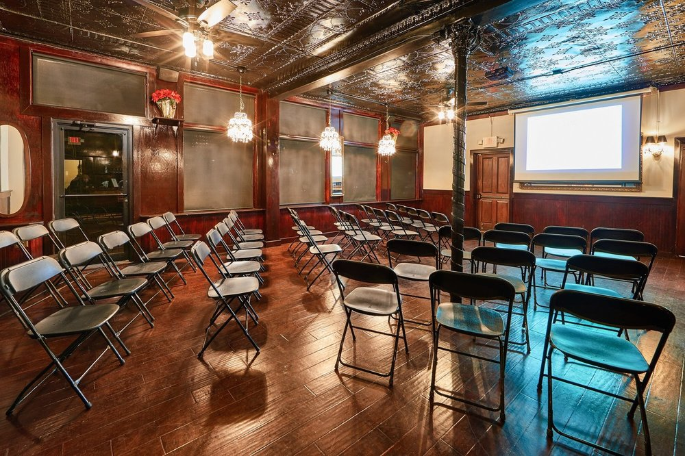 The Historic Jury Room