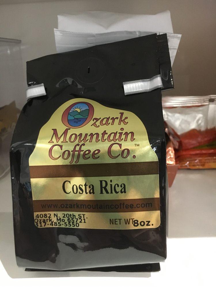 Ozark Mountain Coffee: 4082 N 20th St, Ozark, MO
