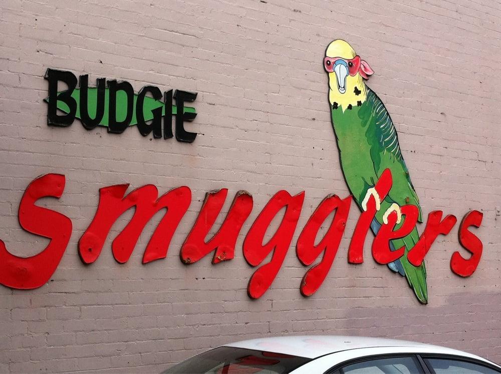 Budgie Smugglers Takeaway
