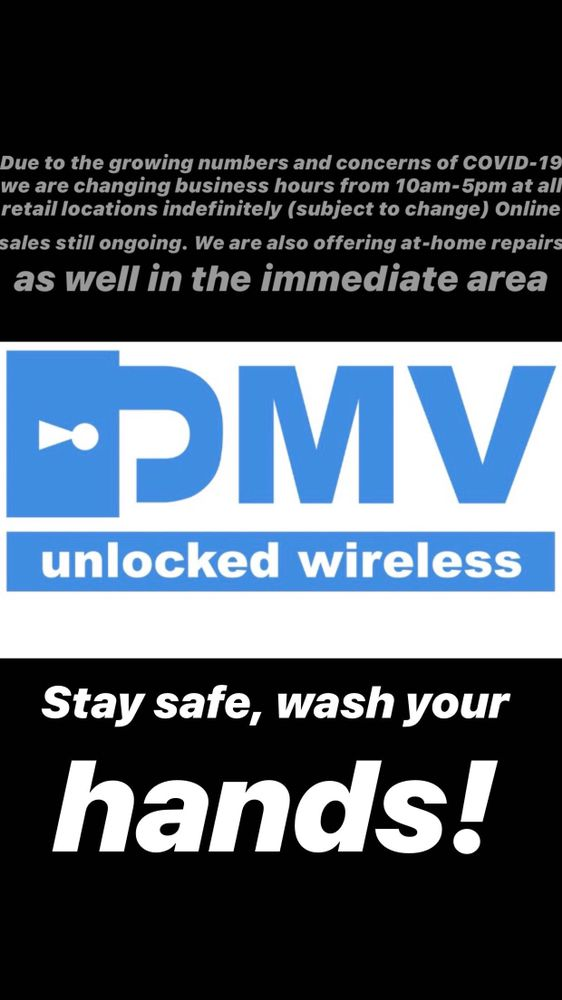 DMV Unlocked Wireless