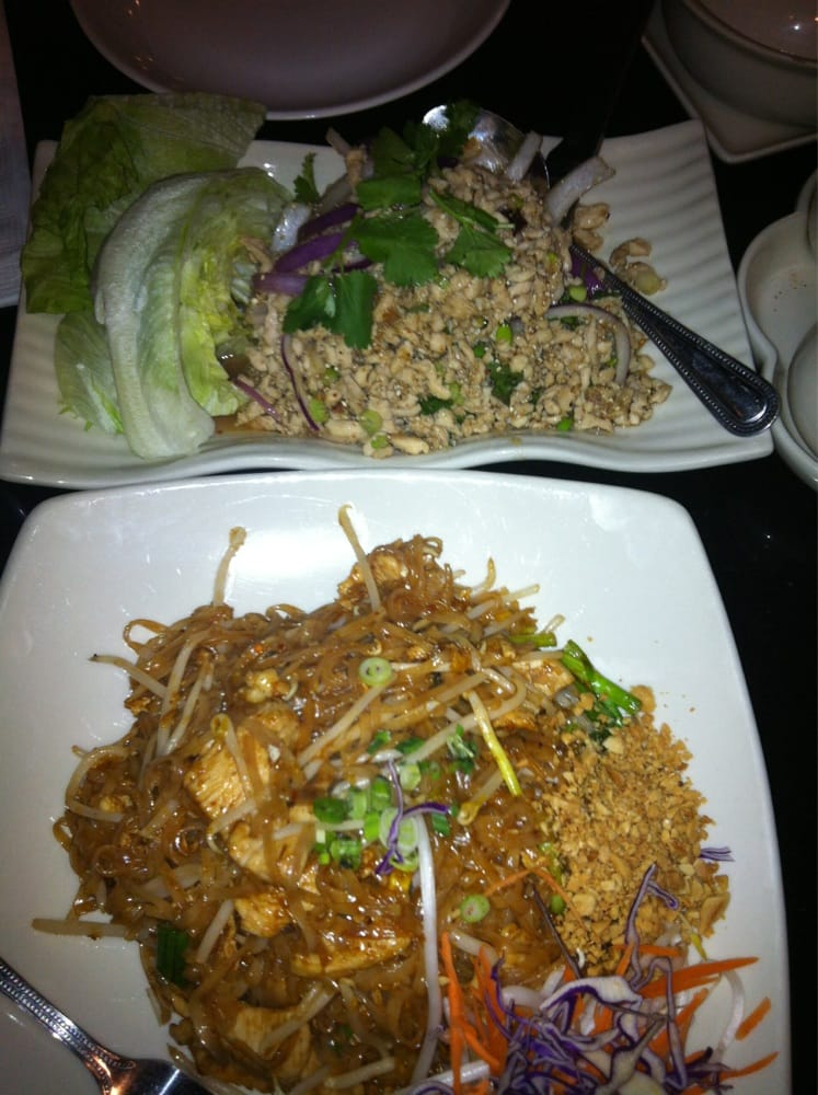 Starving yelp for Thai thani kitchen