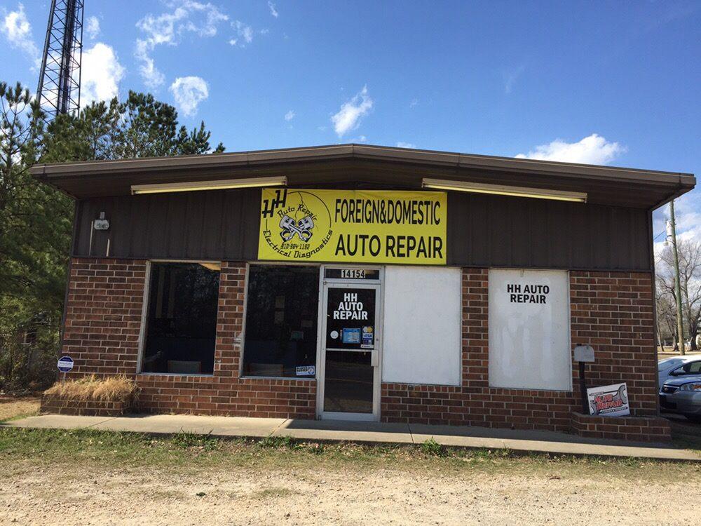 HH Auto Repair & Electrical Diagnostics: 14154 Hwy 210 S, Spring Lake, NC