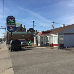 Photo Of 24 Hour Diner Evansville In United States Outside Looking