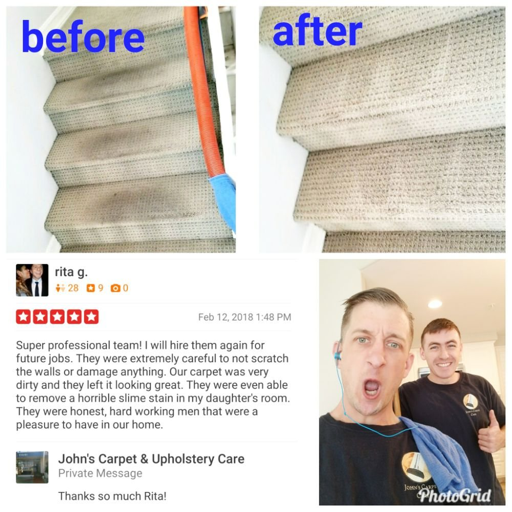 John's Carpet & Upholstery Care
