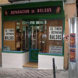 mejores marcas último estilo bien fuera x Reparación de Bolsos - Arreglos de ropa - Calle de Gravina ...