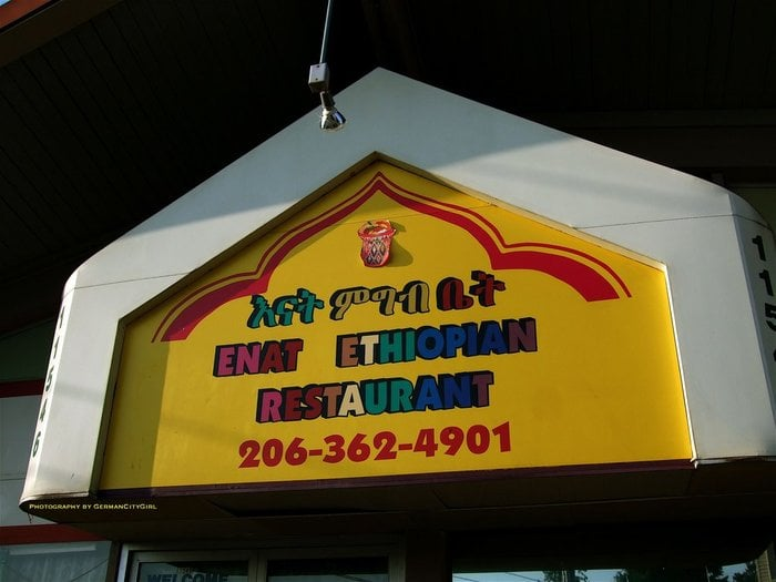 Enat Ethiopian Restaurant: 11546 15th Ave NE, Seattle, WA