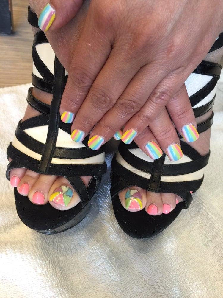 Signature Nails And Salon: 55 Hanover St, Lebanon, NH