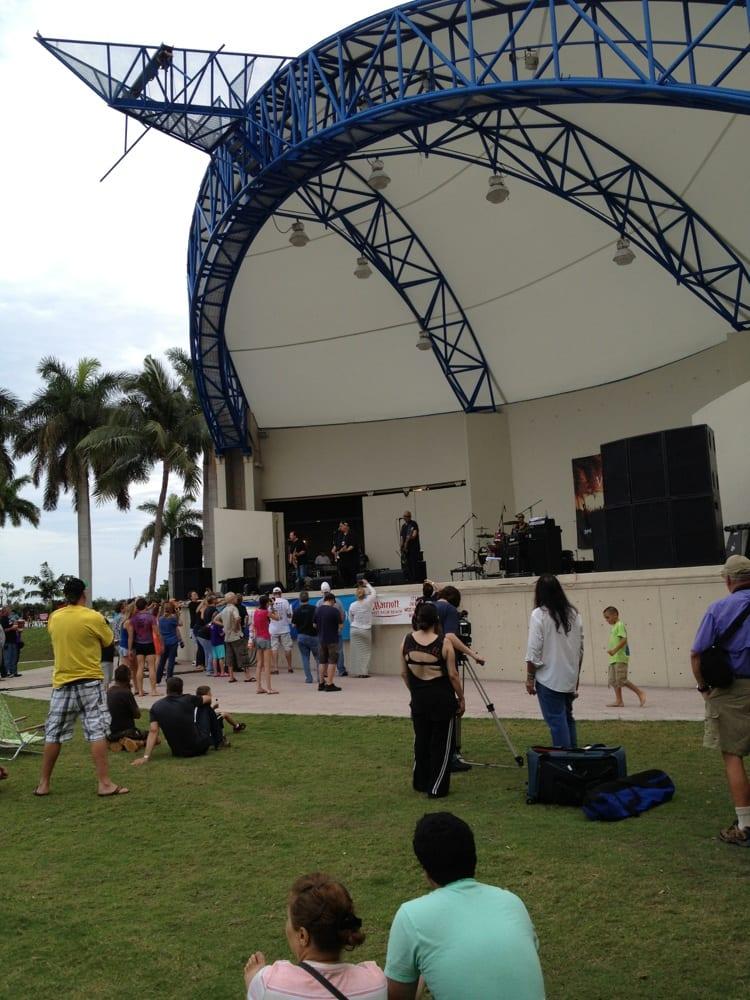 Meyer Amphitheatre West Palm Beach Fl