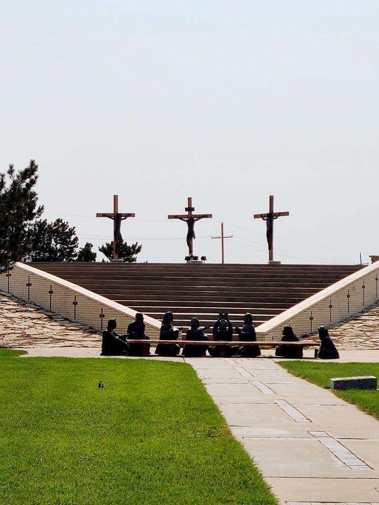 Largest Cross in the Western Hemisphere: 2880 County Rd 2, Groom, TX