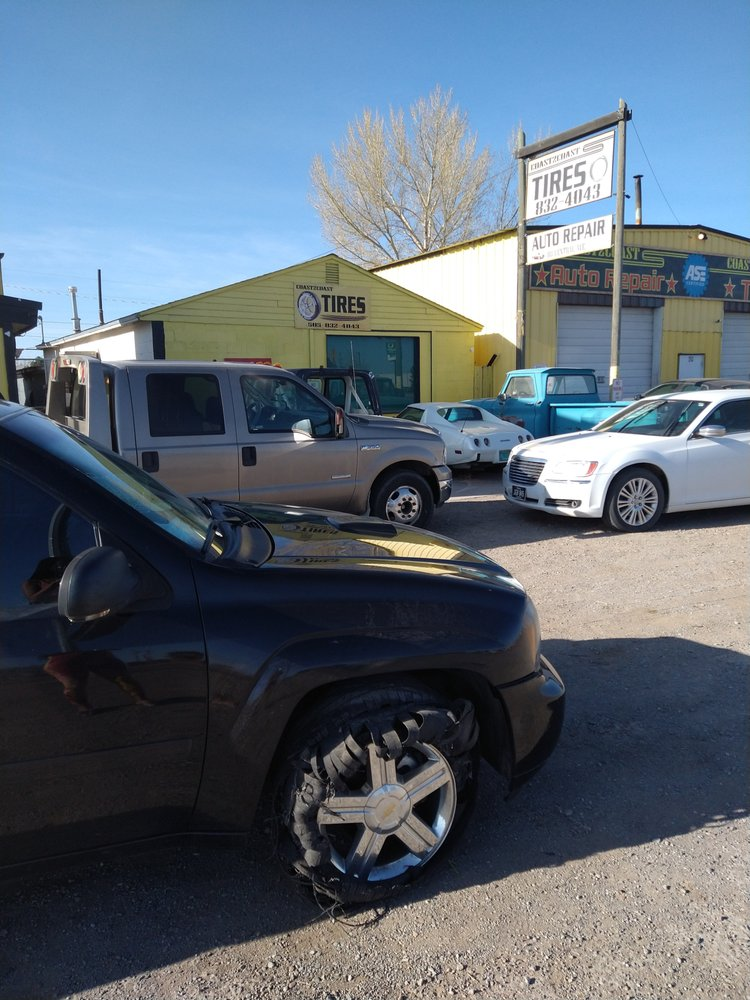 Coast 2 Coast Automotive Performance & Tires: 118 US 66 E, Moriarty, NM