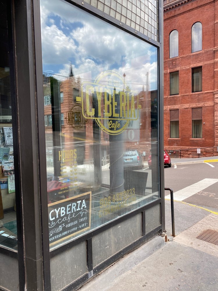 Social Spots from Cyberia Cafe