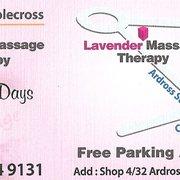Lavender massage 15 photos massage 432 ardross st applecross photo of lavender massage applecross western australia australia our business card reheart Choice Image