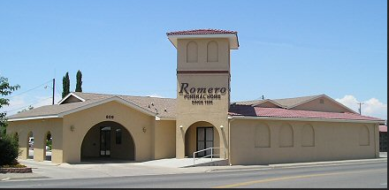 Romero Funeral Home: 609 N Main St, Belen, NM