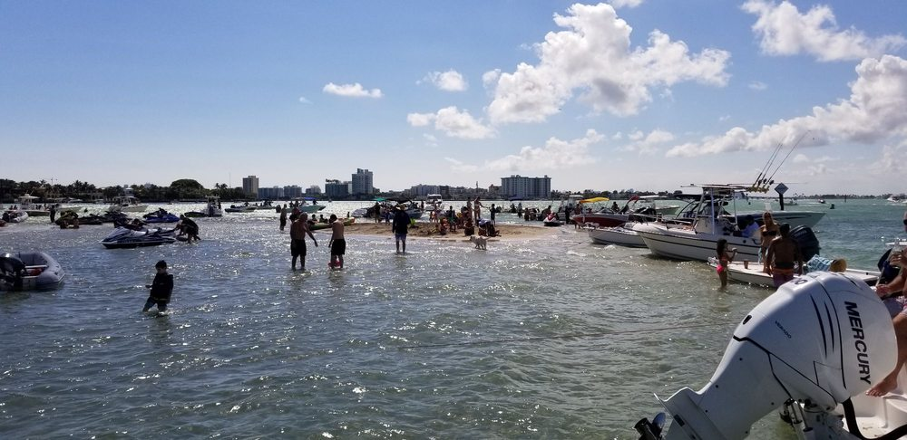Haulover Sandbar: 10800 Collins, Miami, FL