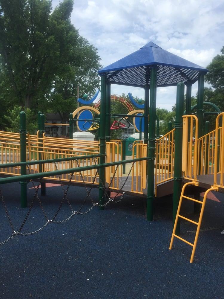 Social Spots from Mead Park