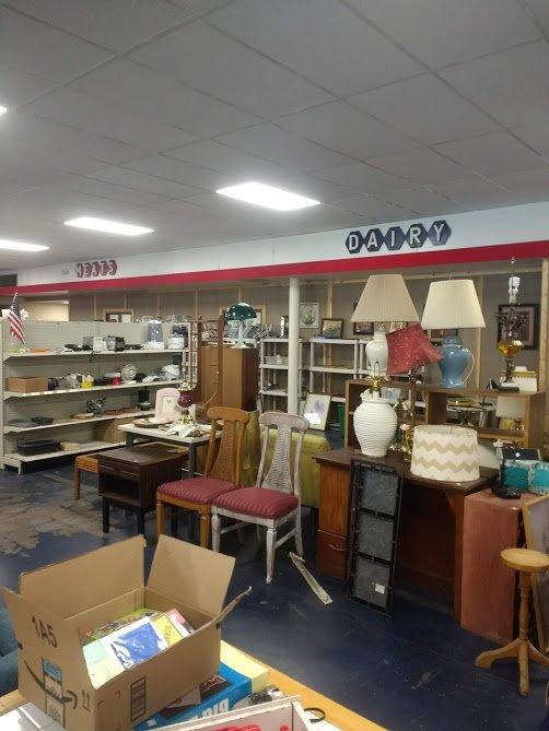 Hope Center: 317 S Main St, Mount Vernon, MO