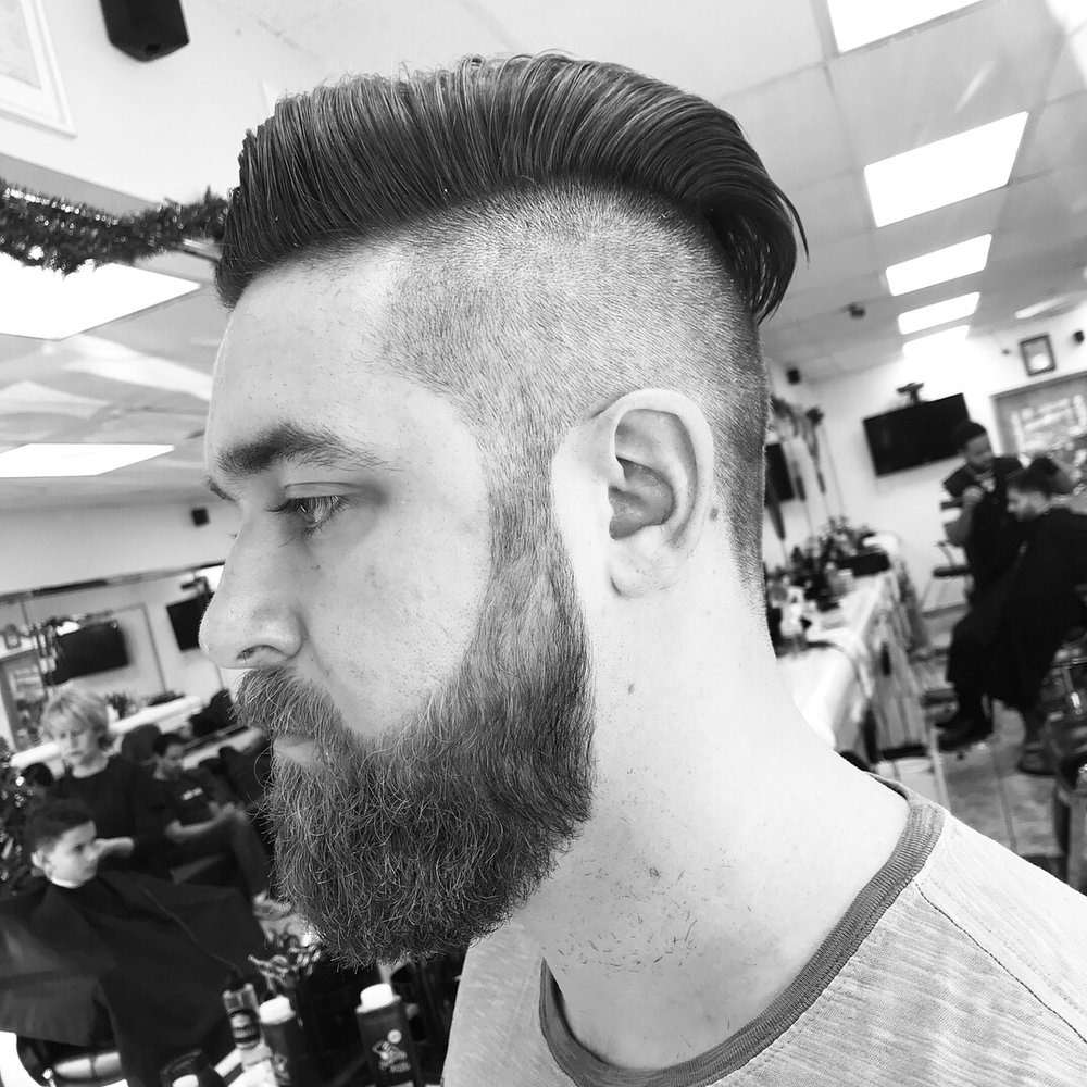 Ed and Rob's Barbershop: 90 Jericho Turnipke, Mineola, NY