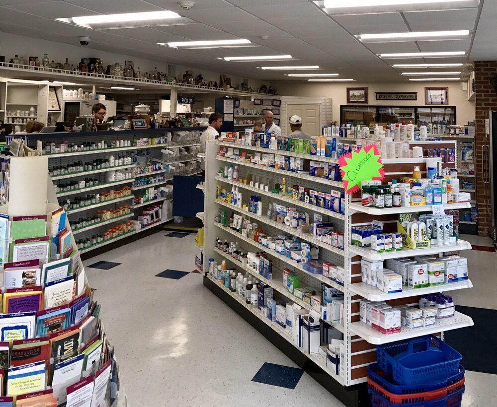Hubbard Young Pharmacy: 402 College Ave, Clemson, SC