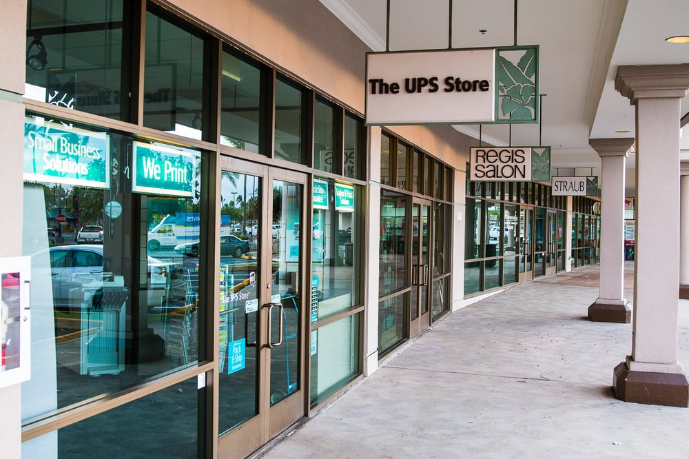 The UPS Store: 590 Farrington Hwy, Kapolei, HI
