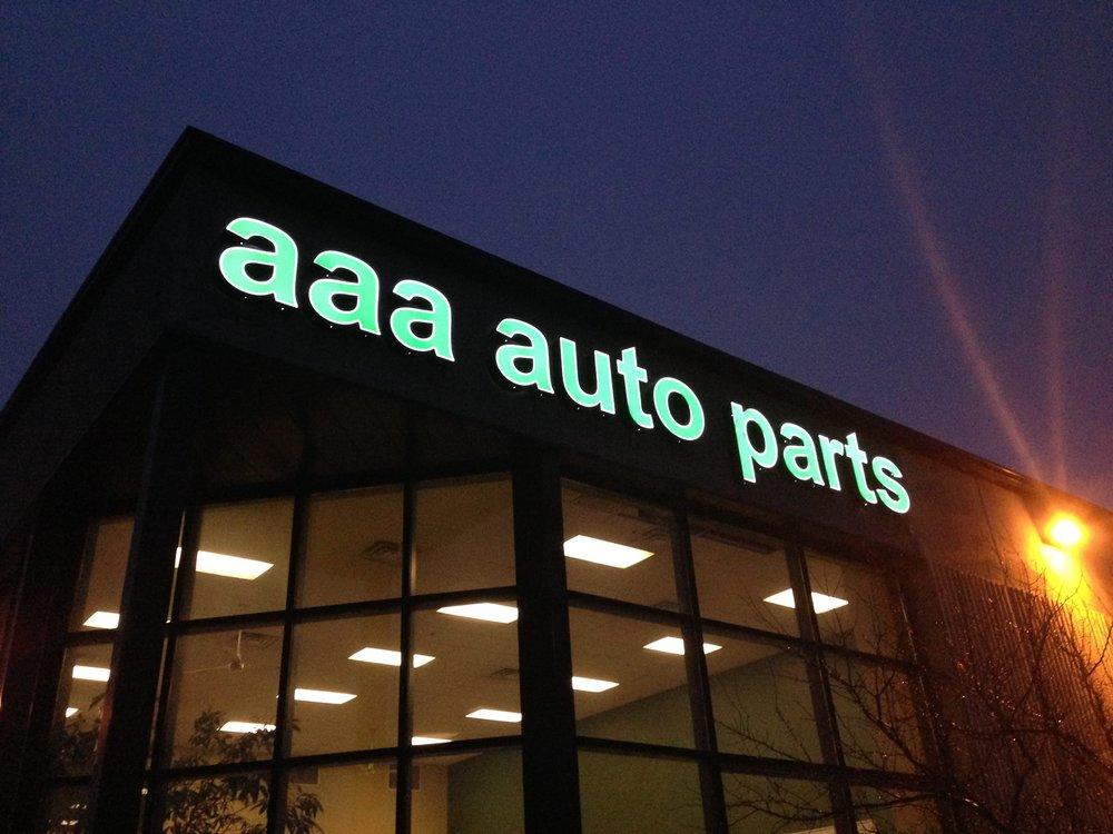 AAA Auto Parts: 20418 Highway 65 NE, East Bethel, MN
