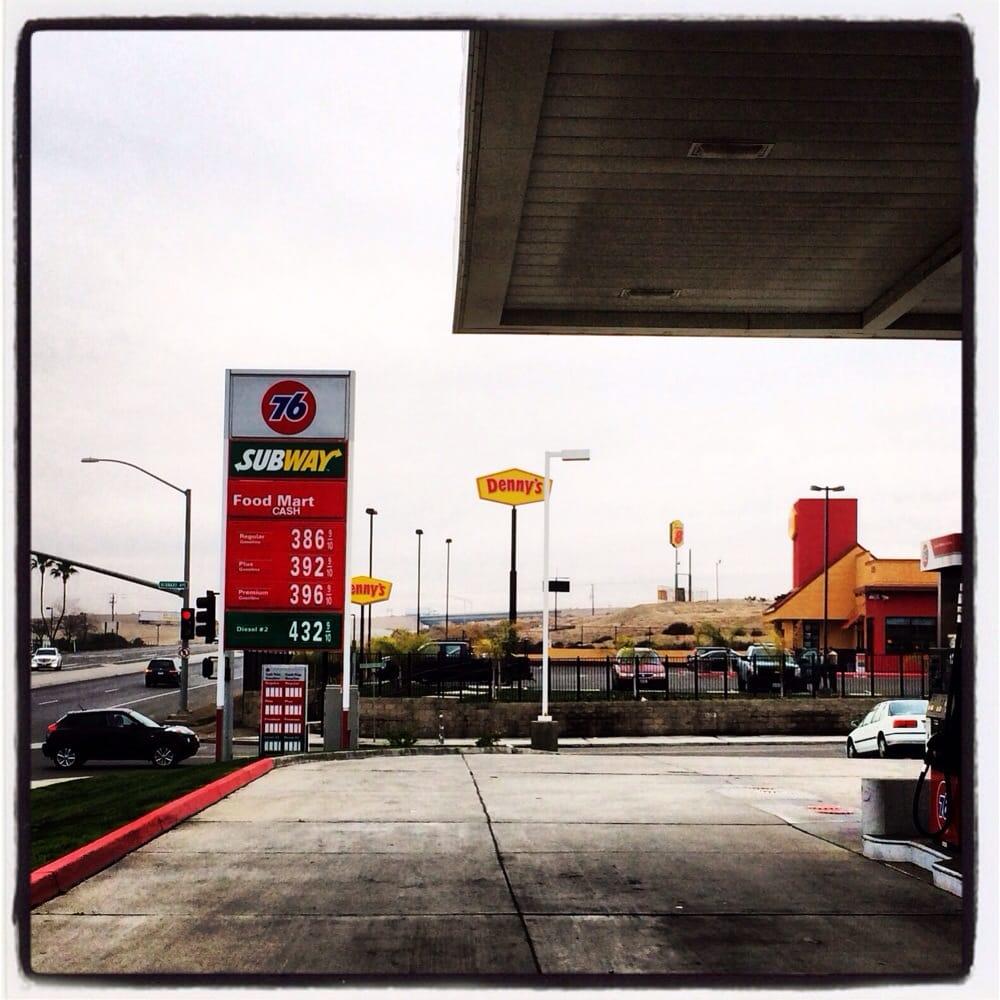 76 Gas Station: 27574 Bernard Dr, Kettleman City, CA