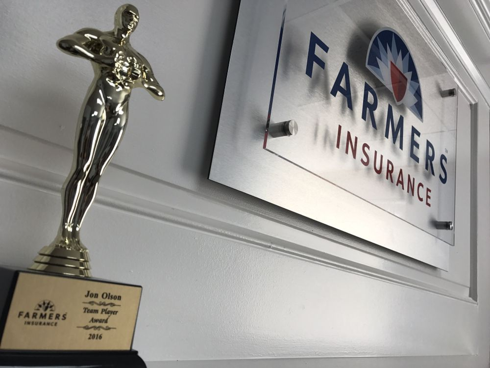 Farmers Insurance - Jonathan Olson