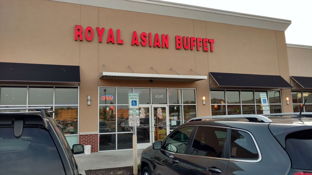 Royal Asian Buffet - (New) 48 Photos & 94 Reviews - Chinese