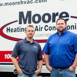 Photo Of Moore Solar Heating Cooling Concord Ca United States