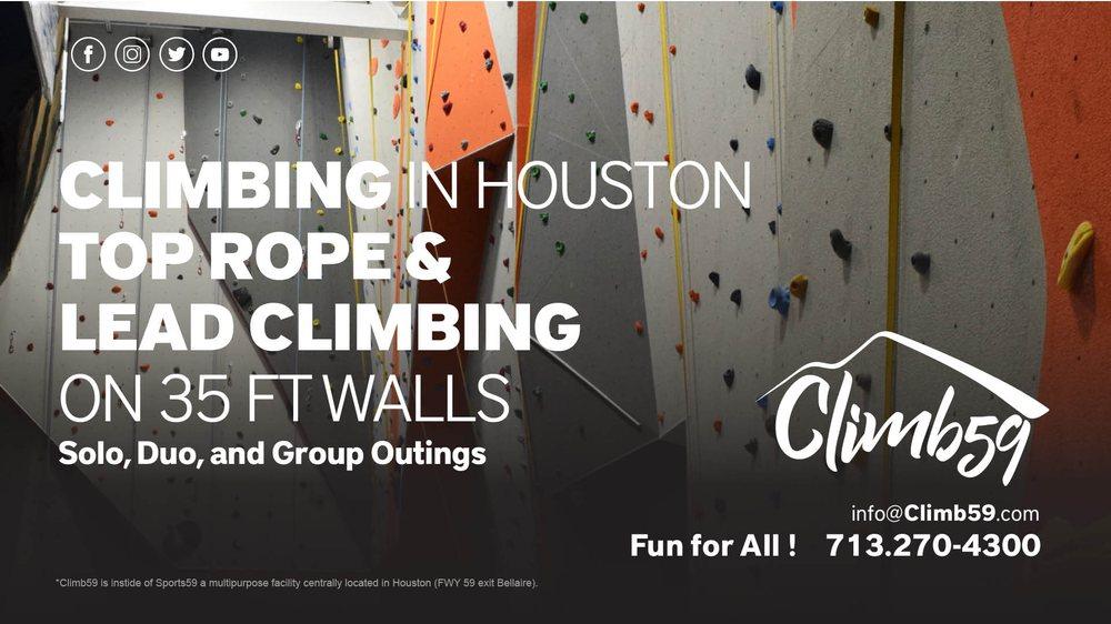 Climb 59: 7115 Clarewood Dr, Houston, TX
