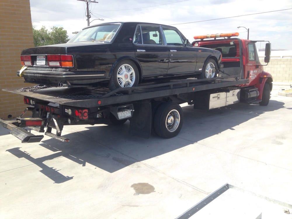 All American Towing & Transport: 17834 Adelanto Rd, Adelanto, CA