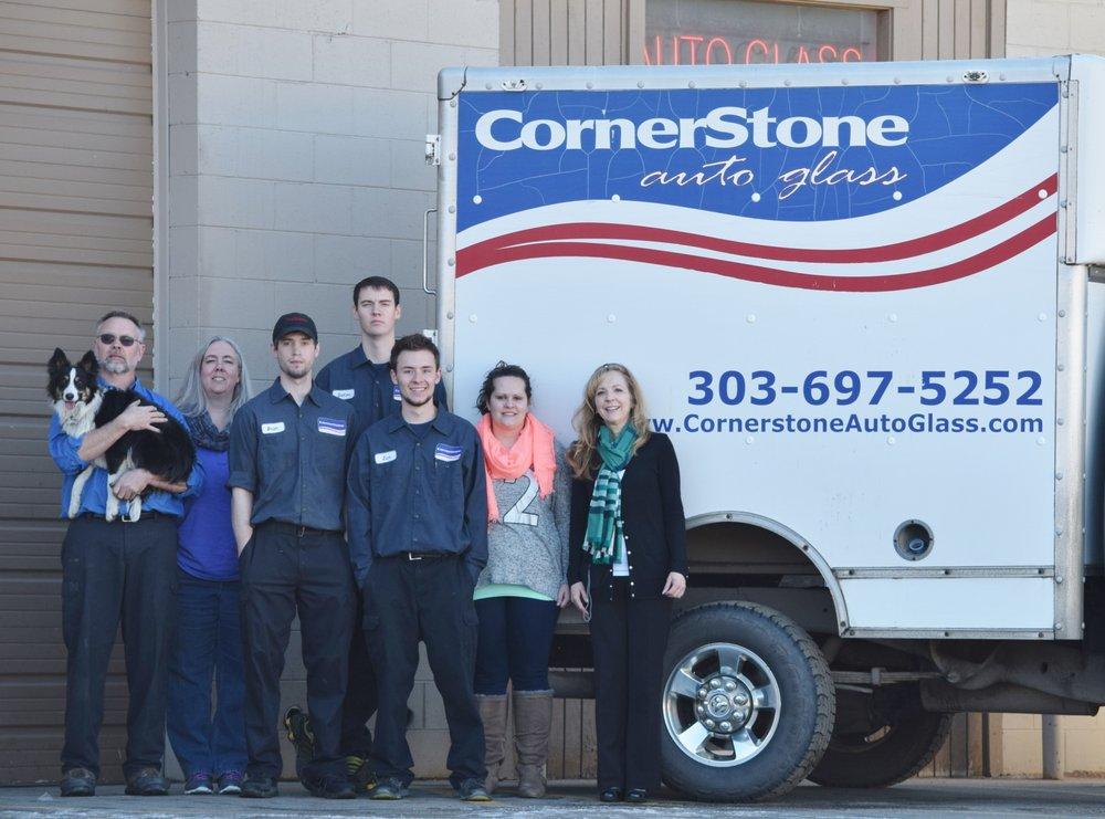 Cornerstone Glass Conifer Co