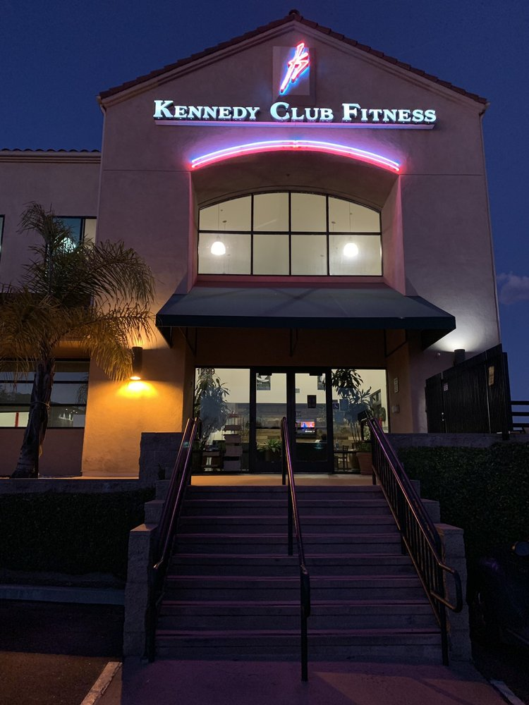 Kennedy Club Fitness