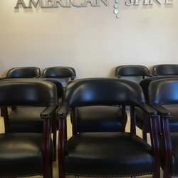 Superior Photo Of American Spine   Temecula, CA, United States. Waiting Room
