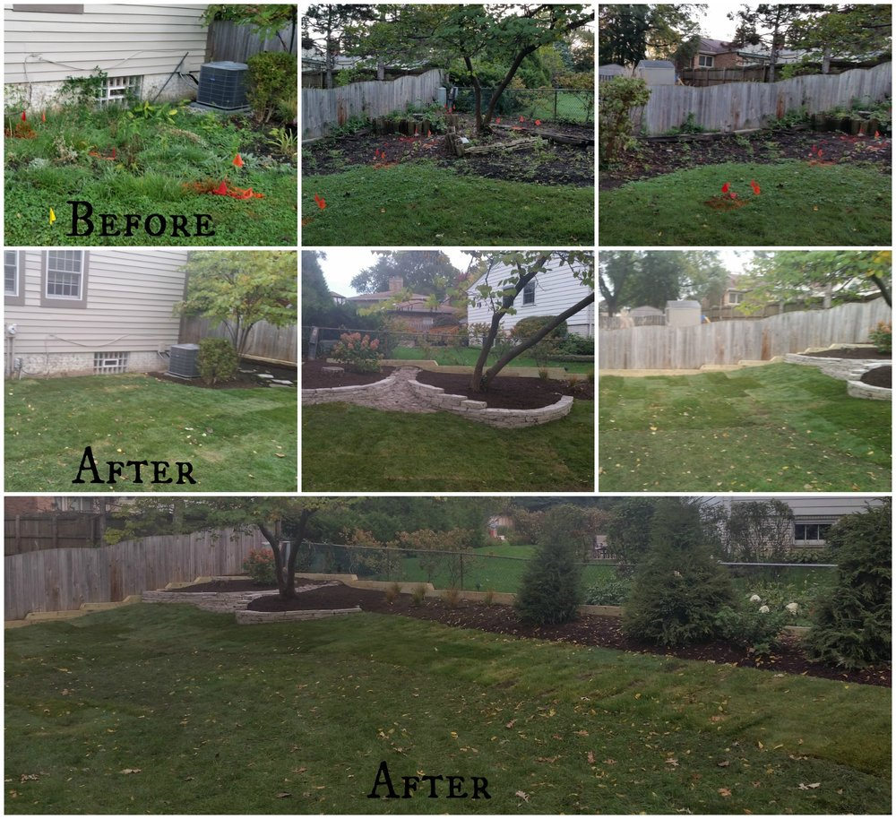 Larry's Lawn Care and Design: Brookfield, IL