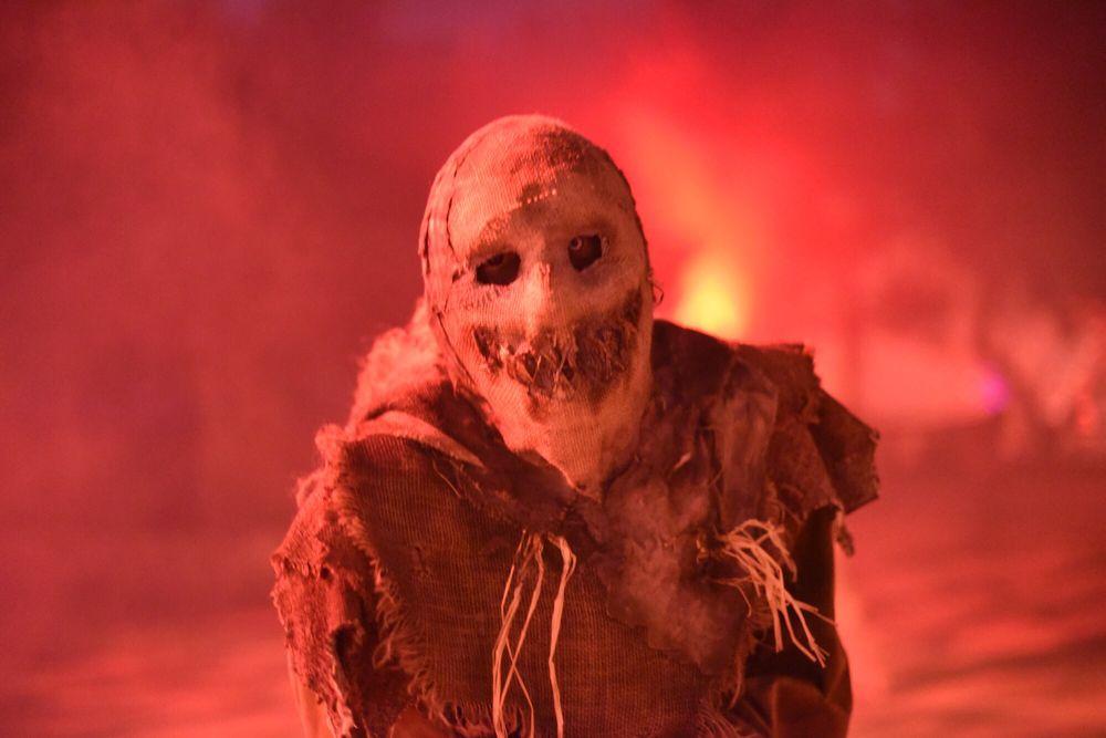 Knott's Scary Farm - Halloween Haunt