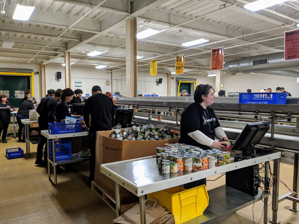 Greater Chicago Food Depository: 4100 W Ann Lurie Pl, Chicago, IL