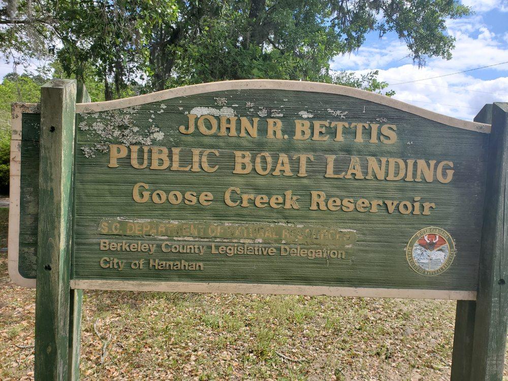 Goose Creek Reservoir - John R. Bettis Landing: Bettis Boat Landing Rd, Hanahan, SC