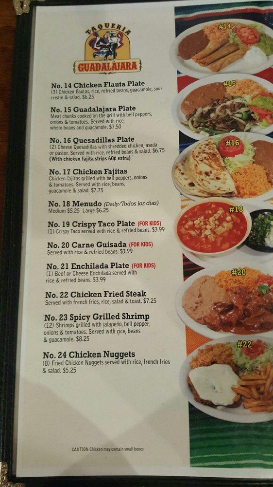 Taqueria El Centario: 424 E Ave A, Robstown, TX