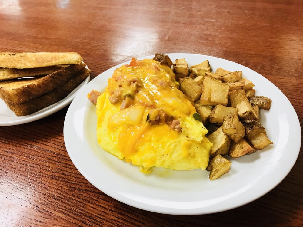 Ray's Diner: 3110 Two Notch Rd, Columbia, SC