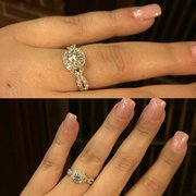 0a0d6448f Round Brilliant, Photo of Kay Jewelers - Daly City, CA, United States. Its  perfect!