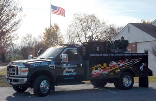 Towing business in Middle River, MD
