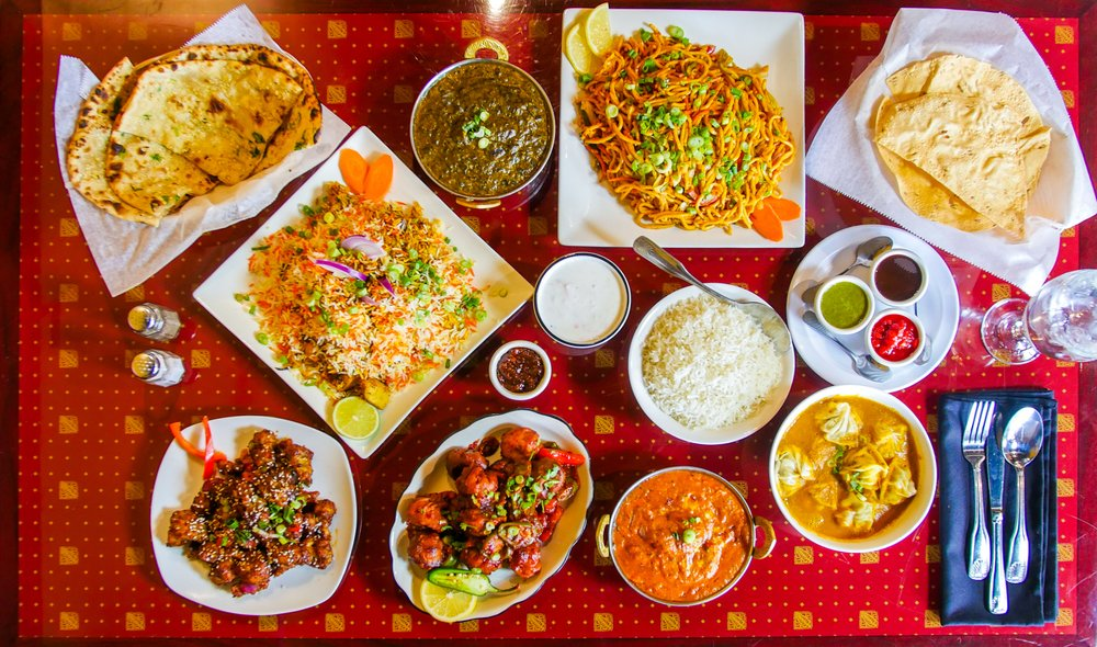 Everest Nepali Kitchen