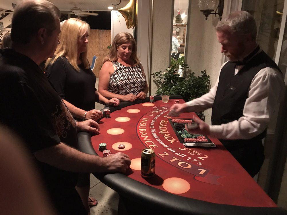 Vegas Knights Casino Entertainment: 23052-H Alicia Pkwy, Mission Viejo, CA
