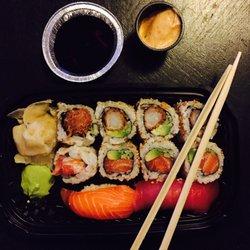 bedste sushi vesterbro